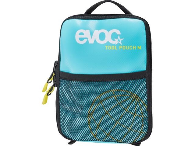 EVOC Tool Borsello M, neon blue